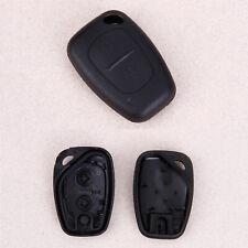 Original VEGO Remplacement Clé Boîtier 2 boutons pour RENAULT MASTER TRAFFIC
