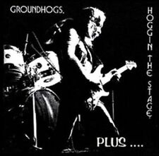 Hoggin The Stage Bonus Disc 5028479010127 by Groundhogs CD