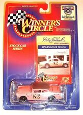 1998 WINNERS CIRCLE DALE EARNHARDT '56 PINK FORD VICTORIA CAR - STOCK CAR SERIES