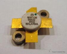 Motorola MRF136 N-Canal Rf Mosfet. vendedor del Reino Unido-Envío Rápido. últimos!