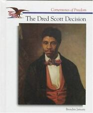 The Dred Scott Decision (Cornerstones of Freedom)-ExLibrary