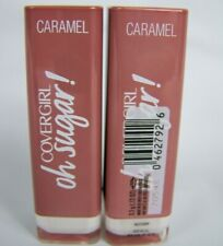 Covergirl Oh Sugar Vitamin Infused Lip Balm #3 Caramel Lot of 2 New Sealed