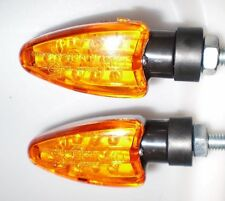 4 X LED ambra Indicatore di direzione lampada GIRELA GP800,Fuoco 500,Nexus 500,