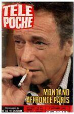 ▬►Télé Poche 817 (1981) YVES MONTAND_RAINBOW_DOROTHÉE_ROMAN PHOTOS DOROTHÉE