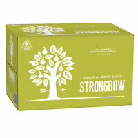 Strongbow Classic Pear Cider 24 x 355mL Bottles (Approaching best before)