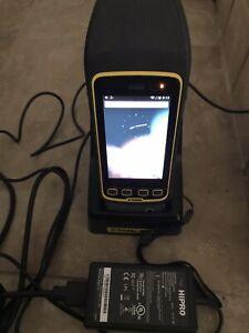 Trimble Juno T41/5 Rugged Handheld Computer/External Battery Pack/Dock Station