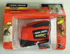 Black And Decker Autotape 25' Powered Tape Measure ATM100 Sealed BRAND NEW