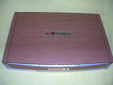 COHIBA LUXURY SELECTION empty Cigar Box--***EXQUISITE***