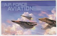 2011 AUSTRALIA STAMP PACK 'AIR FORCE AVIATION' - STAMPS, PAIR + MINI SHEET MNH