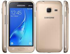 Nueva Marca Samsung Galaxy J1 Oro Mini 8GB (2016) Dual Sim 4G Desbloqueado