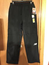 New Balance NBx Windblocker Windbreaker Pant MRP1314T Black U.S Men X-Small $100