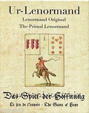 Tarot Cards Primal Lenormand Original Oracle 36 cards + instruction Taro TC48