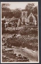 Derbyshire Postcard - Millers Dale, Near Buxton   RS5309