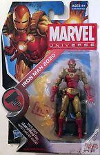 "IRON MAN 2020 Series 2 Hasbro MARVEL UNIVERSE 2010 3.75"" Inch Action FIGURE"