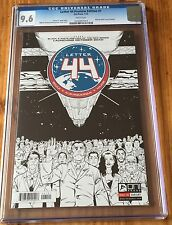 Letter 44 Preview Edition #1  (Oni Press) - CGC 9.6 (NM+)