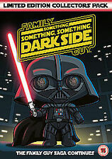 Family Guy - Something, Something, Something Dark Side  2 dvd- Set Collector's