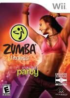 Zumba Fitness - Nintendo Wii Game