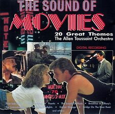 THE ALLEN TOUSSAINT ORCHESTRA : 20 GREAT THEMES - THE SOUND OF MOVIES / CD