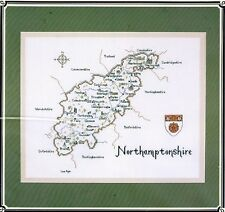 Northamptonshire - Britain in Stitches - Heritage Stitchcraft Chart New