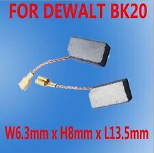 Carbon Brushes For DeWALT BLACK DECKER  DWP849 DWP849X N088403  POLISHER