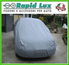Telo copriauto impermeabile felpato per Fiat Grande Punto (2005-12)