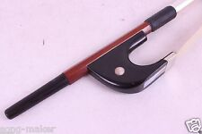 German Style upright Double Bass Bow High Quality Brazilwood ebony 3/4 #R111