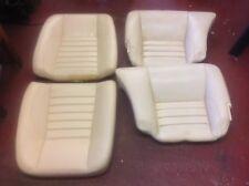JAGUAR XJS Facelift sièges arrière, magnolia, très bon état