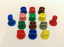 Flat fan deflector hollow cone spray nozzles spraying tips for knapsack 8NOZZLES