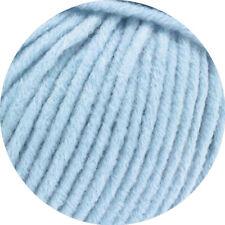 Wolle Kreativ! Lana Grossa - Mille II - Fb. 127 pastellblau 50 g