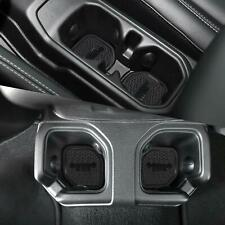 Cup Holder Inserts For Jeep Wrangler Jl Jlu Gladiator Jt Door Liner Accessories (Fits: Jeep)