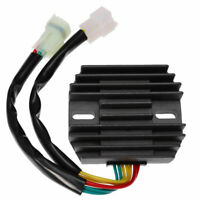 Voltage regulator PIAGGIO X9 500 MP3 400 500 Beverly three-phase 7 faston 12V
