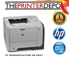 HP LaserJet P3015DN 42PPM A+ Quality Remanufactured + 1 Year Warranty CE528A