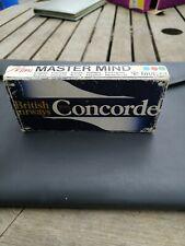 Mini  MasterMind Invicta game - British Airways Concorde
