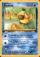 Pokemon - 53/62 Psyduck - Fossil - Englisch - 1 Edition
