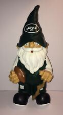 """NEW YORK JETS GNOME 11"""" TALL FREE SHIPPING BRAND NEW"""