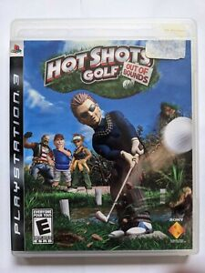 Hot Shots Golf: Out of Bounds PlayStation 3 PS3 Complete with Manual & Tested