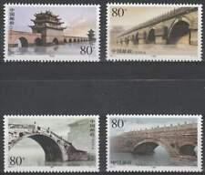 China postfris 2003 MNH 3430-3433 - Bruggen