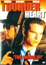 Thunderheart Widescreen 1992 Region 1 DVD