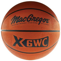 "BEST MacGregor Rubber Street Basketball Official Size 29.5"" In/Outdoor Play Hoop"