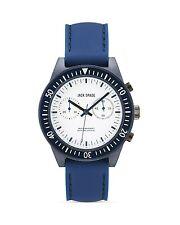Jack Spade Men's Wilkins Swiss Quartz Blue Watch 38mm GIFT NIB $398