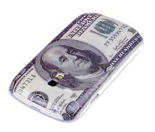 Schutzhülle f Samsung Galaxy S3 mini i8190 Case Tasche Cover 100 Dollar USA
