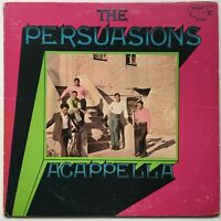 THE PERSUASIONS Acappella G/FOLD U.S. STRAIGHT RECORDS VG++/VG+