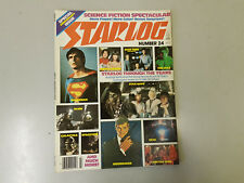 STARLOG MAGAZINE - No. 24 - 1979