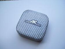 AC SCHNITZER COUVERTURE DE PAC D'HUILE CARBONE ARGENT BMW 1, 2, 3, 5, 7 SERIES