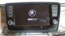 Original Skoda Octavia III Navigation Display Bedienteil Discover Pro 5E0919606