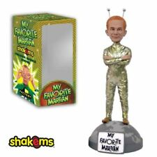 My Favorite Martian Uncle Martin Shakems Bobble Head Figure Clam Shell