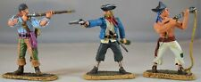Conte Painted Pirates Set #PIR007 Ready, Aim...Fire Set Discontinued