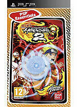 PSP Spiel Naruto Shippuden: Ultimate Ninja Heroes 2 II The Phantom Fortress NEU