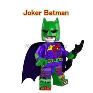 Joker Batman minifigura personalizada coleccion