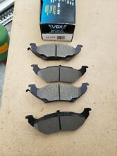 VGX MF662 Disc Brake Pad, Rear NOS